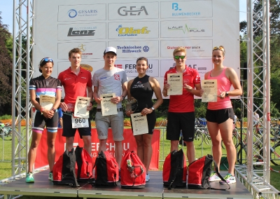17. Oelder Triathlon
