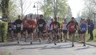 Start 5km in Harsewinkel